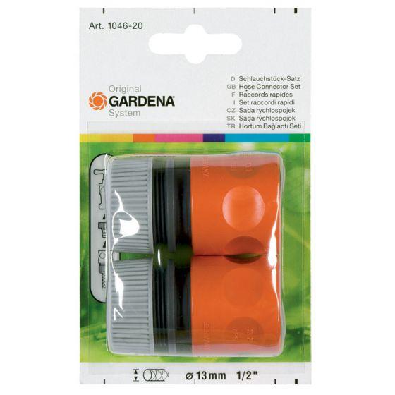 Gardena-System-Schlauchstückset