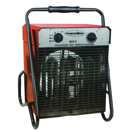 Industrie-Ventilatorofen-9000W