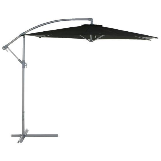 Sonnenschirm-freihängend-