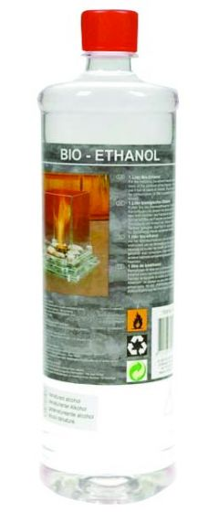 Flüssigkeit-Bio-Ethanol-1-Liter