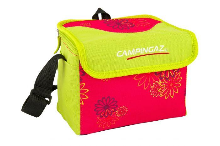 Campingaz-Pink-Daisy-Kühltasche-4L