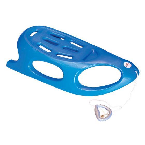 XQ-Max-Schlitten-Kunststoff-Blau