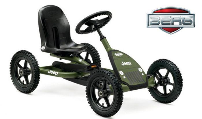 BERG-Jeep-Junior-Gokart