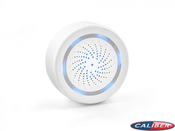 Caliber-HWS701-Wifi-Sirene-Erweiterungskit