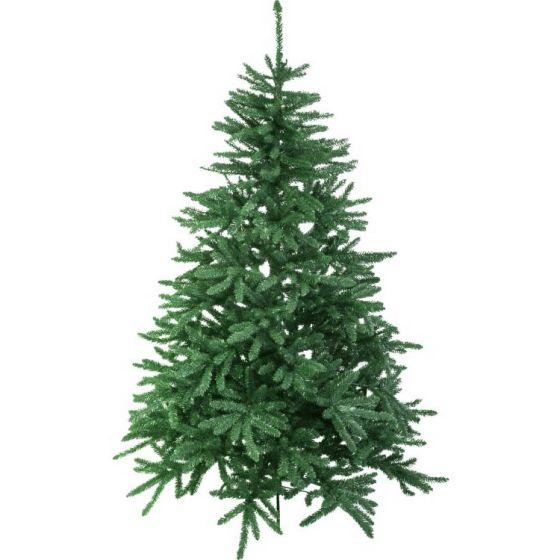 Weihnachtsbaum-215cm-Deluxe-Grün