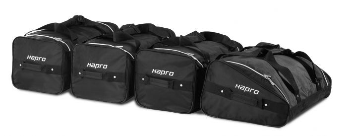 Hapro-Dachkoffer-Taschenset