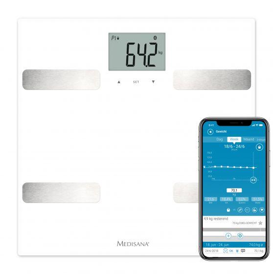 Medisana-BS-A43-Körperanalysewaage