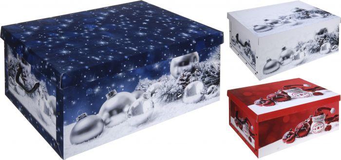 Aufbewahrungsbox-&-Geschenkbox-Weihnachten