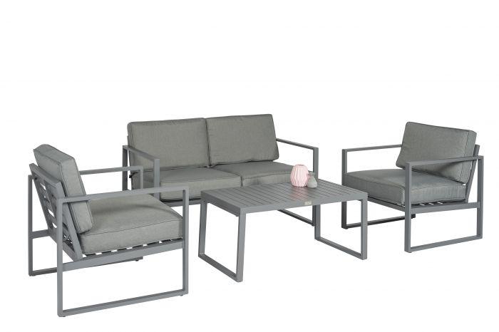 Loungeset-Sitzecke-Aluminium-
