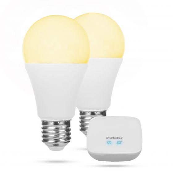Smartwares-Komfort-Set-Weiß---HW1600-2L