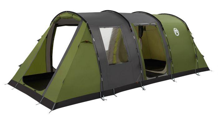 Campingzelt-Coleman-Cook-6-|-Tunnelzelt