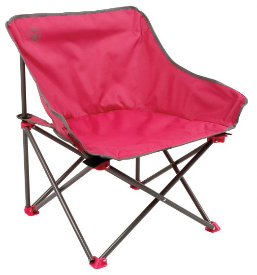Coleman-Campingstuhl-kick-back-pink