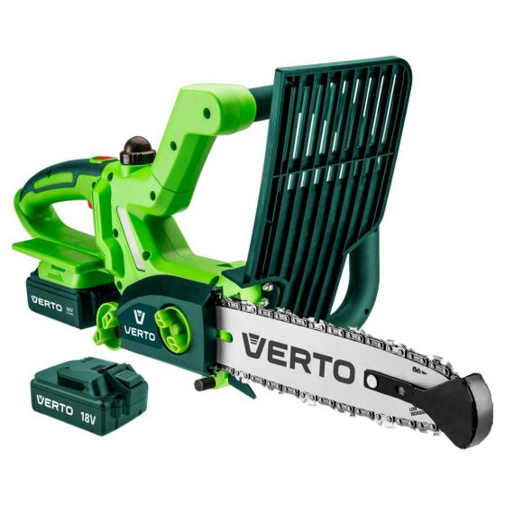 Verto-Schnurlose-Kettensäge-18V