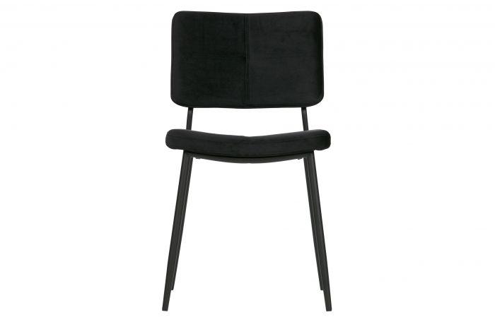 Woood-Dining-Chair-Kaat-Samt-Anthrazit-(pro-2-Stück)