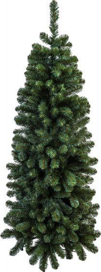 Weihnachtsbaum-Schmal-150-cm-Grün