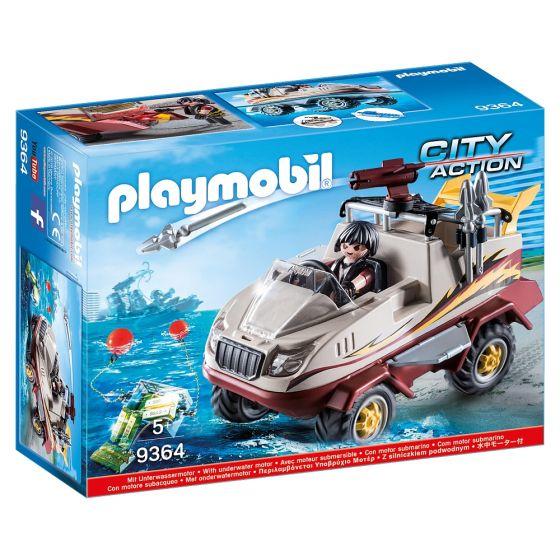 Playmobil-Amphibienfahrzeug