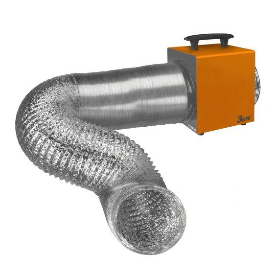 Schlauch-für-Heat-Duct-Pro-3,3-kW