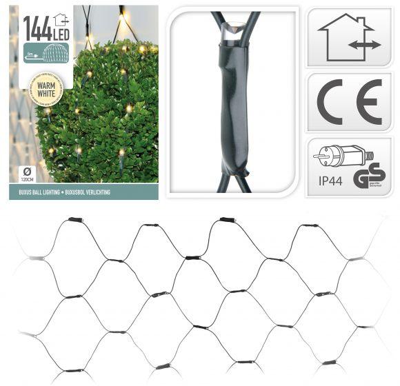 Buchsbaum-Lichternetz-144-LED-warmweiß