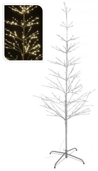 Baum-150cm-200LED-silber