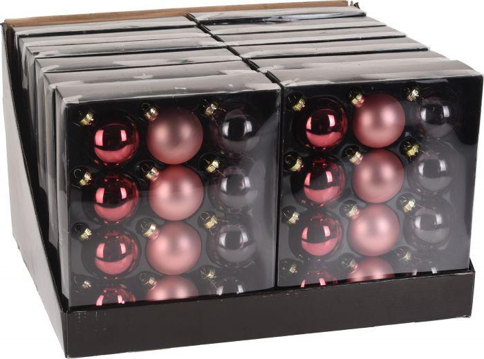 Weihnachtsbaumkugel-12-x-57-mm-Merry-Lane