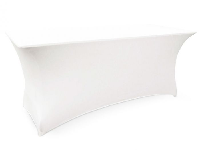 Buffettischhusse-Weiß-180x76x74