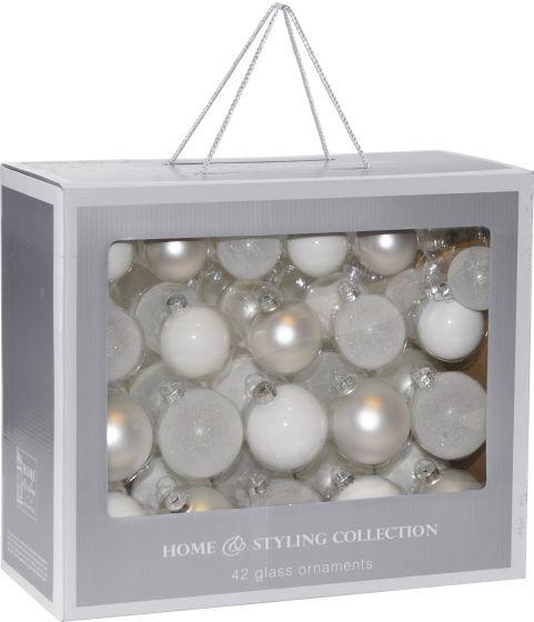Kerstballen-42-stuks-Wit