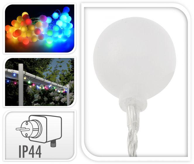 LED-Beleuchtung-80-LED-Multicolor