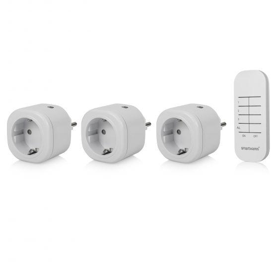 Smartwares-Mini-Switch-Set---SH4-99553