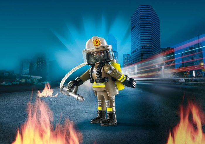 Playmobil-Feuerwehrmann