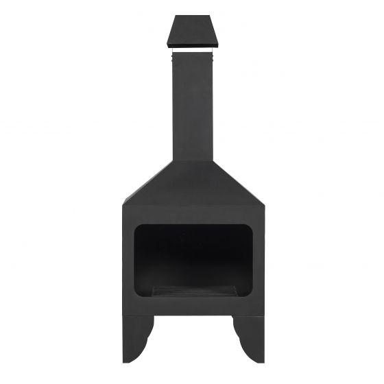 Feuerstelle-Etna-Schwarz