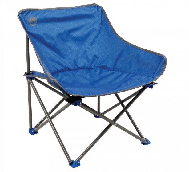 Coleman-Campingstuhl-kick-back-blau