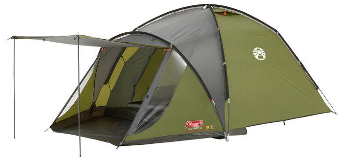 Campingzelt-Coleman-Hayden-3-|-Kuppelzelt
