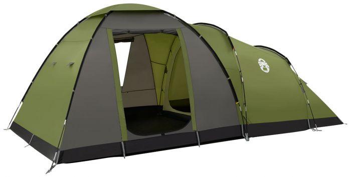 Campingzelt-Coleman-Raleigh-5-|-Tunnelzelt