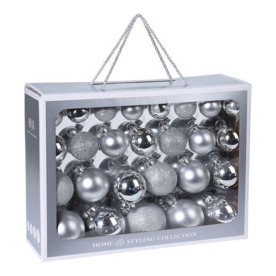 Kerstballen-set-52-stuks-Zilver