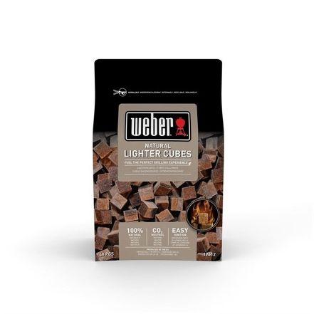 Weber-Anzündwürfel---48-Stück-braun