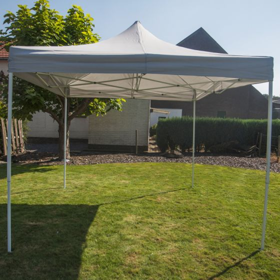 Easy-up-Partyzelt-3x3m-Luxus-PE-250-gr/m2