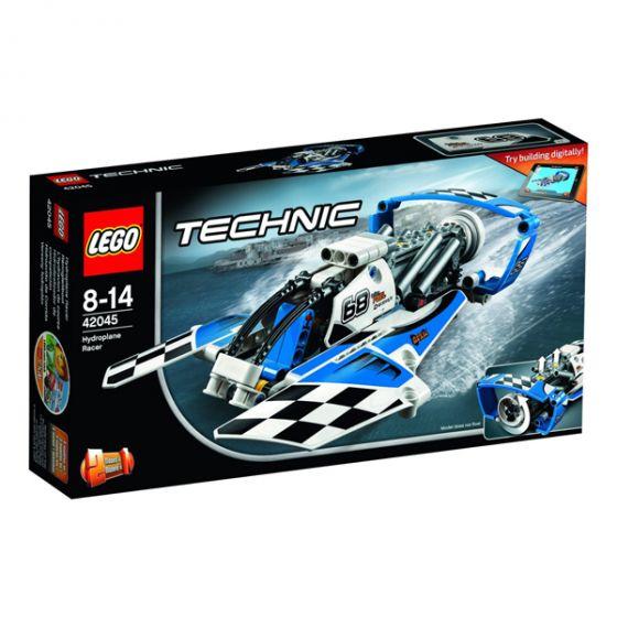 LEGO-Technic-Renngleitboot---42045