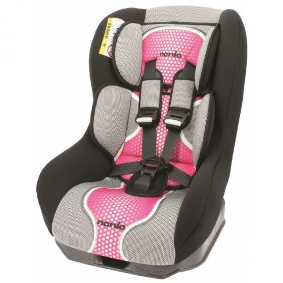 Autositz-Osann-Nania-First-Driver-Pop-Pink-0/1