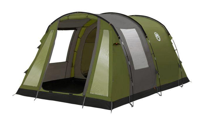 Campingzelt-Coleman-Cook-4-|-Tunnelzelt