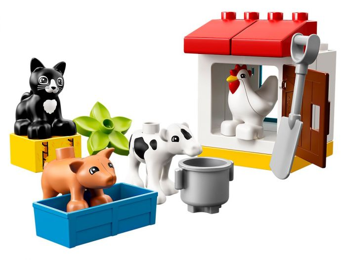 Lego-Duplo-Tiere-auf-dem-Bauernhof