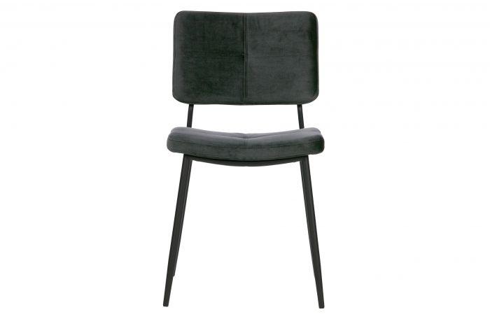 Woood-Dining-Chair-Kaat-Samt-Schwarz-(pro-2-Stück)