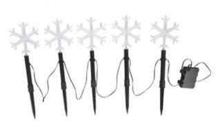 Weihnachten-Gartenstecker-Stern-5-LED