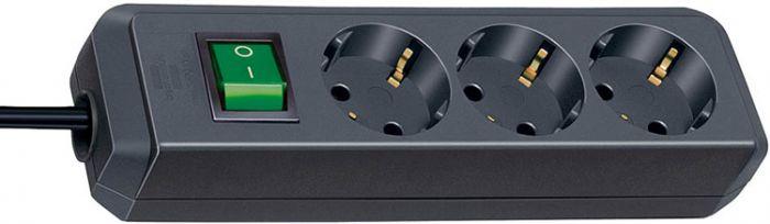 Brennenstuhl-Eco-Line-mit-Schalter-3-fach-schwarz