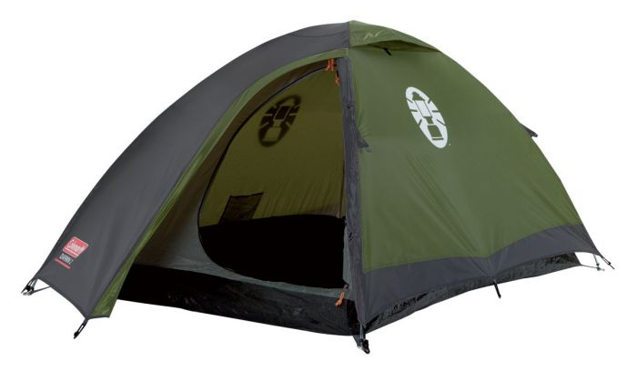 Campingzelt-Coleman-Darwin-2- -Kuppelzelt