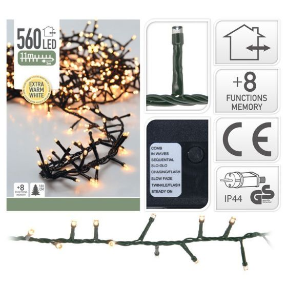 Microcluster-560-LED-Lämpchen-Warmweiß---11-Meter