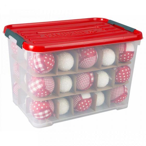 Curver-Allibert-Handy+-Weihnachtsbox---mit-Zwischenkarton---65-Liter