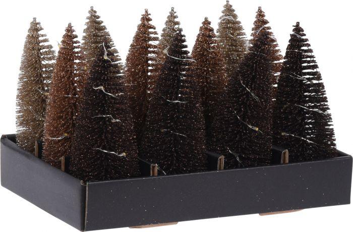 Weihnachtsbaum-mit-Glitzer-und-LED-Lichterkette