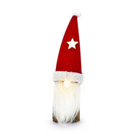 Weihnachtsmann-Holz-mit-LED-25-cm