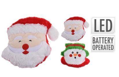 Kissen-Weihnachten-mit-Led-Licht-2-Sorten