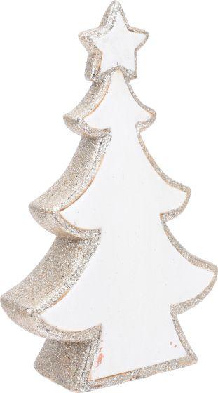 Weihnachtsbaum-silber-mit-Glitzer-30-cm
